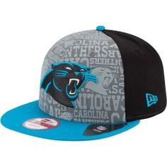 CDarolina #Panthers 2014 New Era® 9FIFTY® Snapback Draft Hat. Click to order! - $29.99