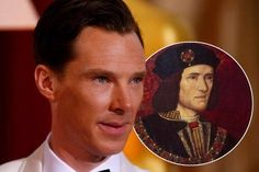 Benedict Cumberbatch: The actor is distantly related to Richard III.