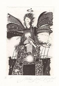 """Mother's Angel"" by Roman Sustov"