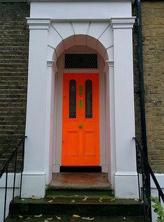 This tangerine could get it! bright door images | Bright Door