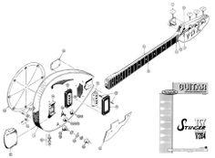 hofner b wiring diagram