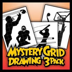 Grid Drawing Bundle - Martin Luther King Jr | Martin Luther King ...