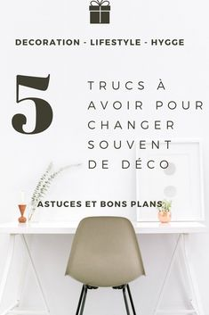 5 essential and cheap stuff to change the decor often Decoration, Decor Diy, Home Decor, Diy Décoration, Minimalist Kitchen, Home Staging, Cleaning Hacks, Feel Good, House Plans
