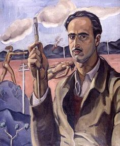 Autorretrato Ignacio Gómez Jaramillo