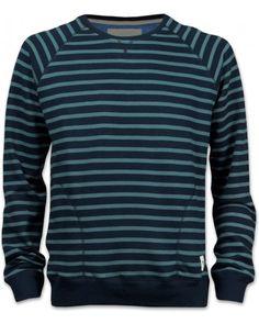 Wemoto Edmond Herren Sweatshirt gestreift