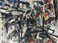 View Documento 2 - Aggressività By Emilio Vedova; oil on canvas; Access more artwork lots and estimated & realized auction prices on MutualArt. Digital Museum, Italian Painters, Mid Century Modern Art, Contemporary Abstract Art, Outsider Art, Magazine Art, Art Auction, Art Market, Abstract Expressionism