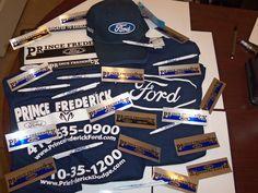 Facebook Goodie Bag!!! www.facebook.com/princefrederickford