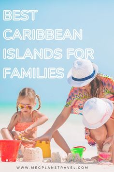 Not all kid-friendly destinations are created equal.  Learn which Caribbean islands are the most safe, engaging, and fun for kids. And don't worry - the adults will love them, too! #Caribbeantravel #familytravel #luxuryfamilytravel #caribbeanwithkids El Yunque Rainforest, Kid Friendly Vacations, Grace Bay Beach, Beaches In The World, Don't Worry, Travel Style, Trip Planning, Family Travel, Islands