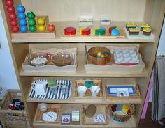Exemple d'activités Montessori à réaliser facilement