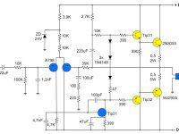 400W Amplifier with 2N3055/MJ2955