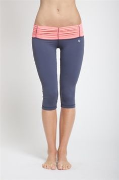 lululemon capris OMG I love these why I have never seen them!