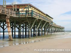 1000 images about pier fishing on pinterest fishing for Fishing piers in jacksonville fl