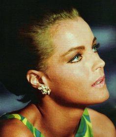 """Romy Schneider on the set of La Piscine, Alain Delon, Harry Meyen, Magda Schneider, Sarah Biasini, World Icon, Hollywood Divas, Farrah Fawcett, Hidden Beauty, Vienna"