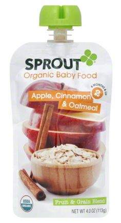 FREE Sprout Organic Baby Food Pouch With Printable Coupon! - http://couponingforfreebies.com/free-sprout-organic-baby-food-pouch-printable-coupon/