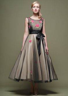 Vintage evening dress uk