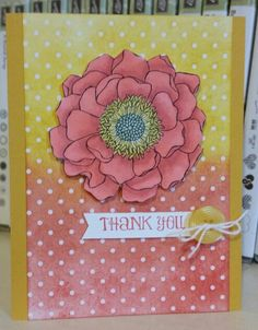 Stampin' Up!, Blended Bloom, Irresistibly Yours