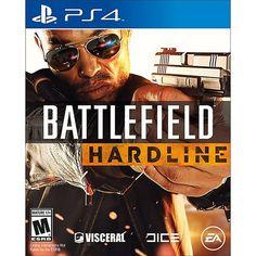 Sony Battlefield Hardline - PlayStation 4