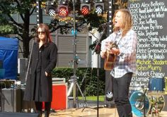 Singer-songwriters ready to perform in Bishops Square October 2