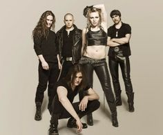 "KOBRA AND THE LOTUS - Nuovo video ""Soldier"""