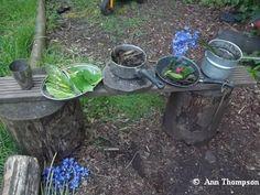 Great 'mud kitchen' ideas on http://www.muddyfaces.co.uk/mud_kitchens.php?osCsid=s5eokgch5nsnklt7u2engahsu2