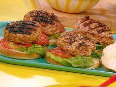 Indoor Grill Burger Recipe