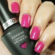 Cuccio Colour Veneer Pink Cadillac