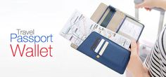 Multifunctional Travel Passport Wallet to hold safely your Passport, Money, Tickets, Loose Change & lots more for only AED 49... #Dubai #UAE #Product  Buy Here --> http://www.hitthedeals.com/dubai/products/travel-passport-wallet-3.html