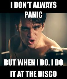 Image result for memes brendon urie