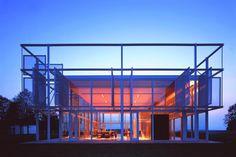 Taghkanic House | Hudson Valley, NY | Thomas Phifer and Partners |