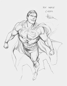 Gary Frank - Superman Comic Art