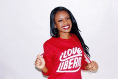 Authentic Dope iLove Liberia Hoodie by Sons of Liberia. See more on Instagram @sonsofliberia