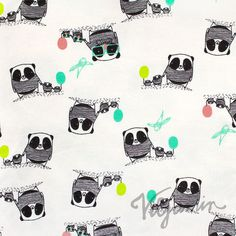 Pandat trikoo - Viljamin Puoti - Tuotteet