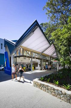 Noosa Architecture Tourism Centre Bark Sunshine Coast architects