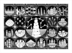 Galería de Las ciudades invisibles de Italo Calvino ilustradas (nuevamente) - 4