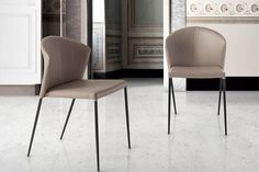 Angel Cerda Add a touch of contemporary elegance to your home with this chair. Design at an affordable price. Retro Dining Chairs, Solid Wood Dining Chairs, Upholstered Dining Chairs, Dining Chair Set, Modern Chairs, Scandinavian Style, Beautiful Homes, Contemporary, Furniture