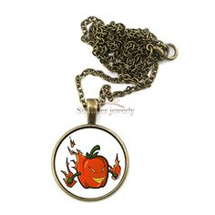 My Times Jew :BZA0849 hot sale Plants vs Zombies pendant necklace handmade jewelry for games fans @ niftywarehouse.com #NiftyWarehouse #Geek #Horror #Scary #Halloween