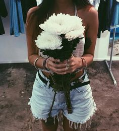 thank you for the flowers