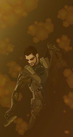 Deus Ex: Human Revolution - Mik4g.deviantart.com