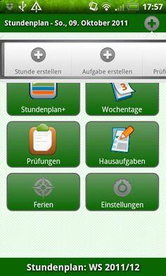 Vokabel heft ecole schule android apps und englisch - Android app ideen ...