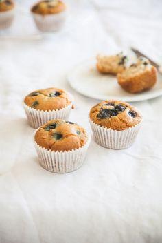 Blueberry Muffins (G