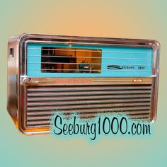 Seeburg 1000  Live Streaming Background Music Player with its wonderful sounds.  www.seeburg1000.com