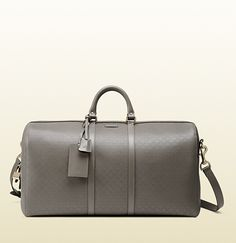Gucci - bright diamante leather carry-on duffle bag 355639AIZ1G6523