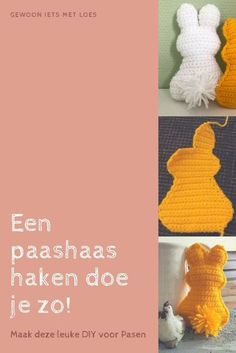 Love Crochet, Crochet Baby, Knit Crochet, Easter Crochet, Crochet Toys, Easter Treats, Amigurumi Patterns, Easter Bunny, Blog