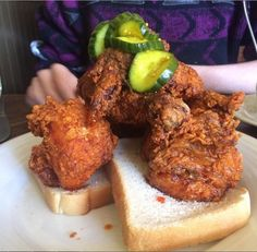Food Porn Friday: 21 times fried chicken had us drooling: Mouthwatering fried chicken