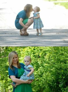 Mother's Day Style: Coordinating Mother and Baby Outfits
