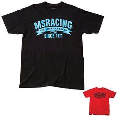 2015 MSR Americana Casual Wear Tops Apparel Tee Short Sleeve T-Shirts