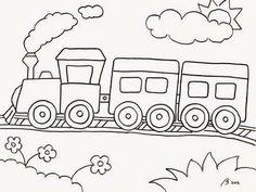 coloring pages - Gambar Mewarnai Kereta Api untuk anakku Train Coloring Pages, Colouring Pages, Coloring Books, Art Drawings For Kids, Drawing For Kids, Art For Kids, Coloring Pictures For Kids, Coloring Pages For Kids, Fall Arts And Crafts