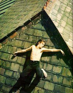Jonathan Rhys Meyers #jonathanrhysmeyers #jrm Photo by Phill Knott 1999