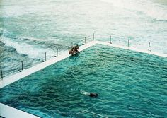 oceans with pools