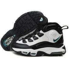 Nike air griffey max 3 mens white/black/blue discount shoes